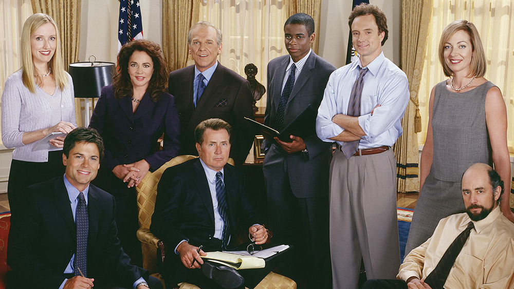 The West Wing Confession