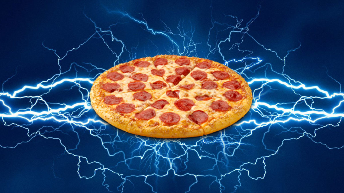 I Dream of Electric Pizza